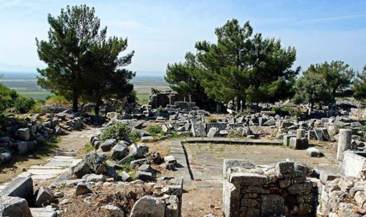 Priene - Ancient City of Turkey