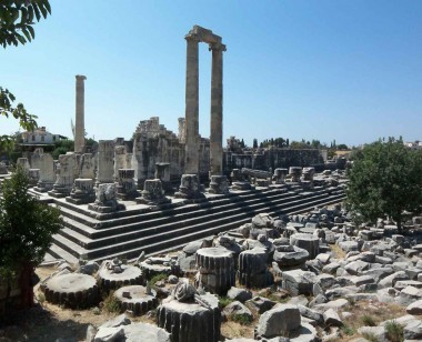 Temple of Apollo in Didyma - TURKEY