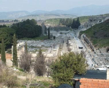 Ephesus - Marble Street