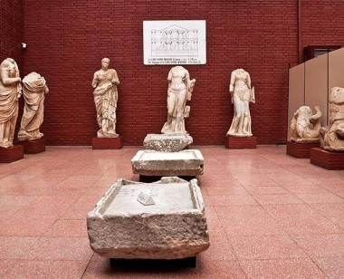 Ephesus Museum in Celsus Centrum