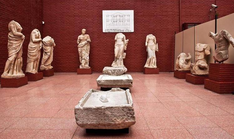 Ephesus Museum in Celsus Centrum