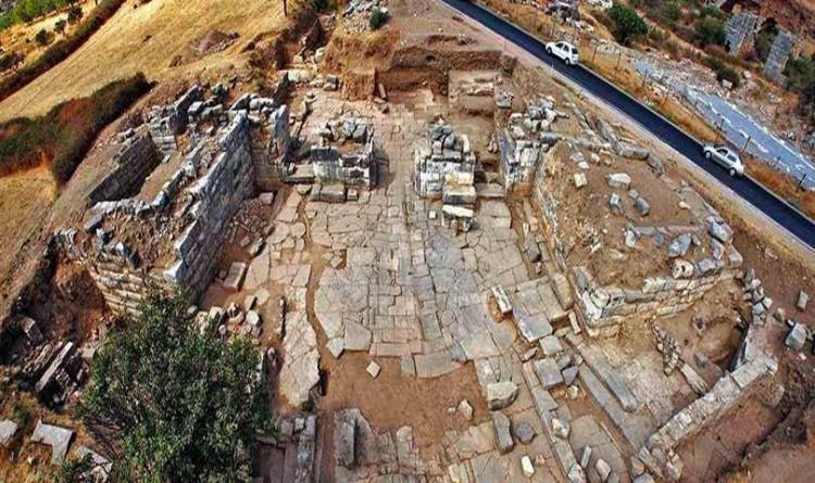 Ephesus Magnesia Gate