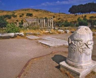Asclepion - Pergamum