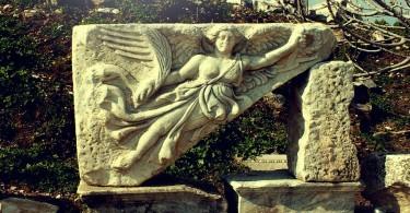 Ephesus Nike Sculpture