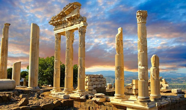 Ancient City of Pergamon (Pergamum)