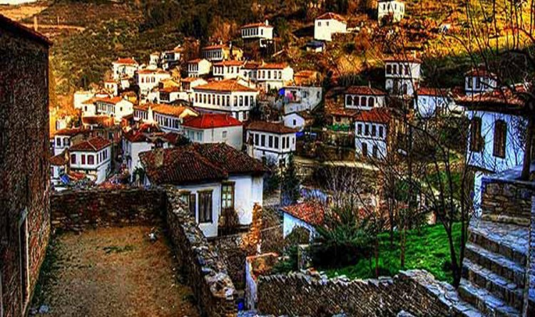 Sirince Village - Greek Village