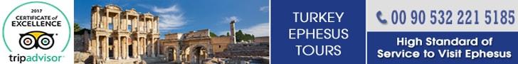 Ephesus Turkey, Ephesus Tours, Ephesus Excursions